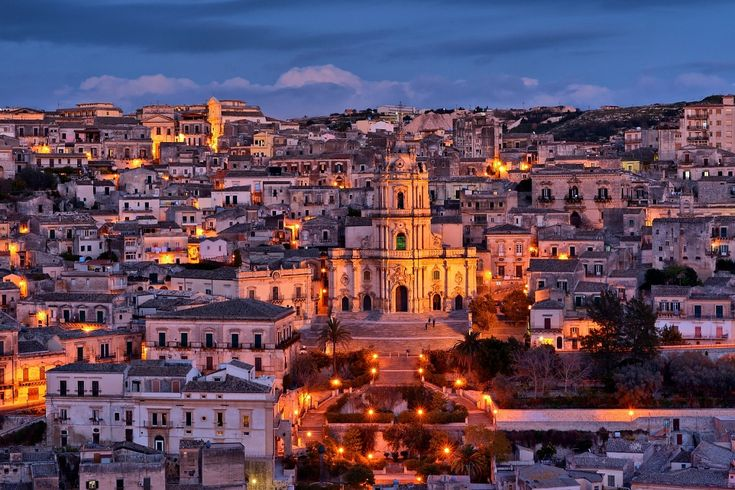 the lovely city of Modica, Sicily, set to join our public lighting service network before the end of the year.