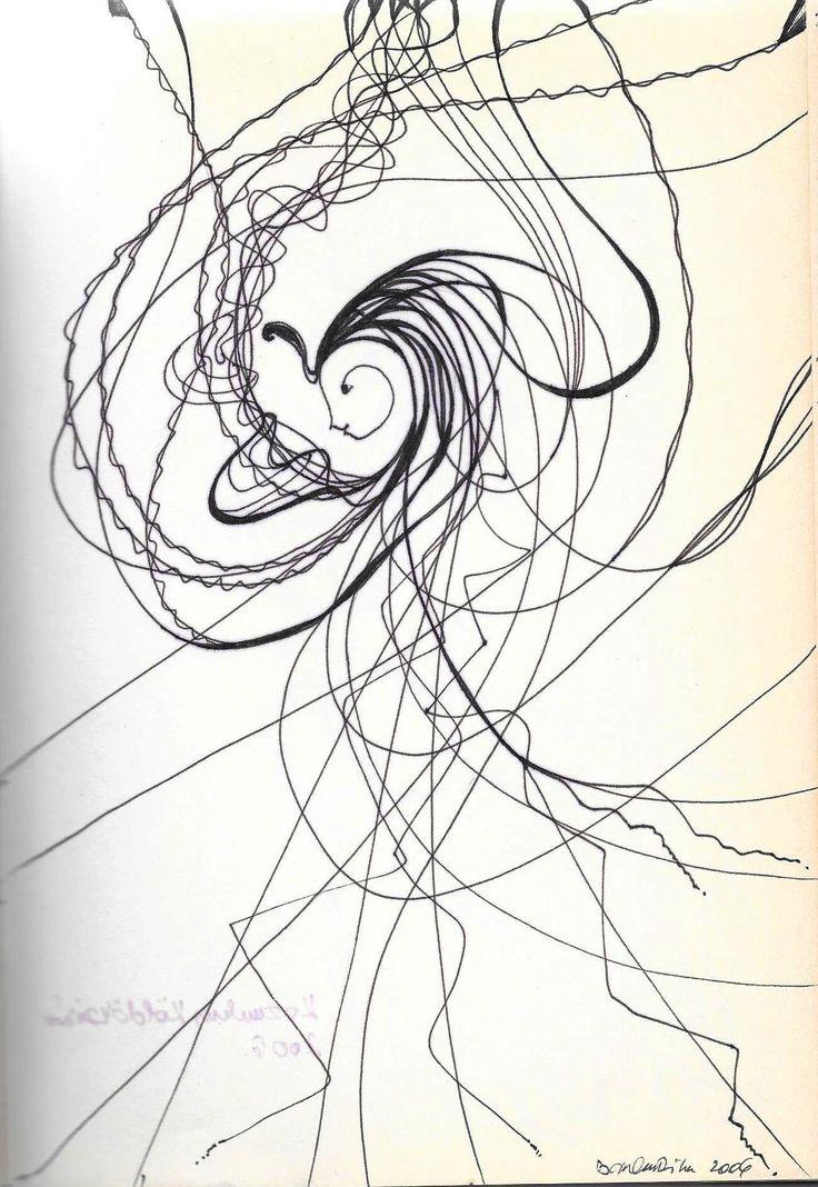 ©+Benke+Rita,+2006 Papír,+tusrajz+-+21x30+cm Ára:+12.000+Ft