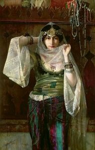 Bredt, Ferdinand, (1868-1921), The Queen of the Harem