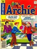 "I didn't like many comic boods, except the ""Archie"" comics."