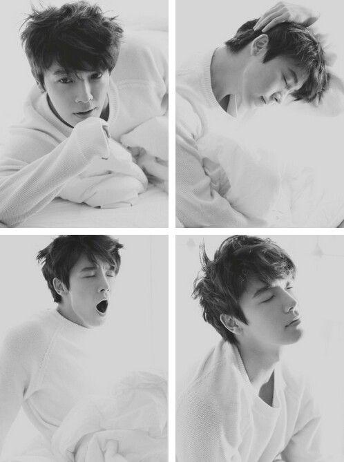 sleepy Lee Donghae ~♡