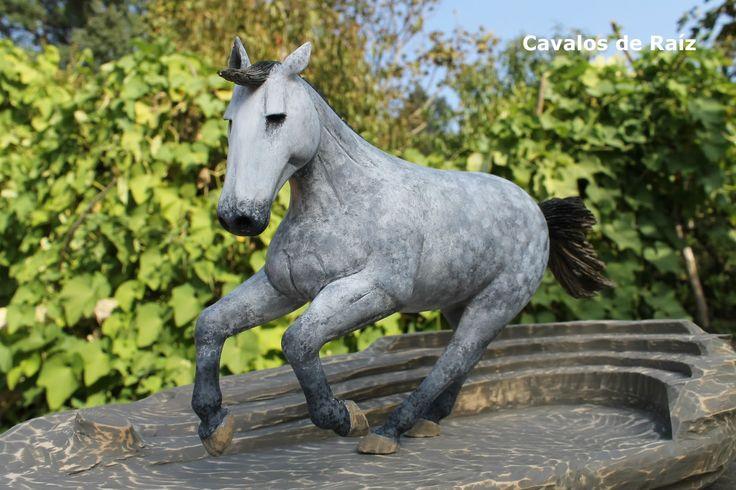 Cavalos de Raíz: Espírito Selvagem