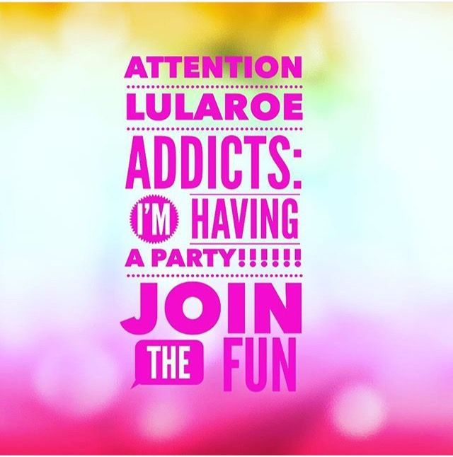 nice ✰✰✰✰Pop Up Announcement✰✰✰✰  I'm having a #LuLaRoe pop up on Apr...