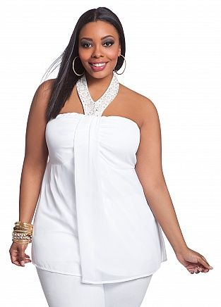 Plus Size Retailer Ashley Stewart and PLUS Model Magazine Model Search Tips on Entering