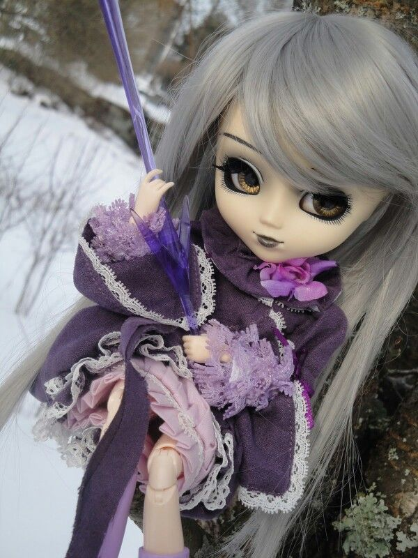 Amethyst warrior (Shirei - Pullip Chill)