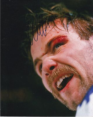 Toronto Maple Leafs Wendel Clark Signed 8x10 Photo w Proof 4 | eBay