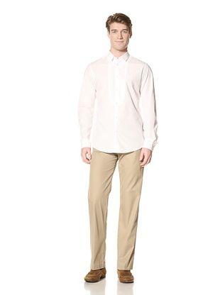 Ben Sherman Men's Long Sleeve Shoreditch Collar Shirt