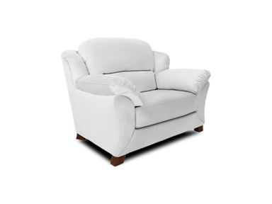 Shop for England Chair, 7034, and other Living Room Chairs at Merinos Home Furnishings in Mooresville, NC. Designed with comfort in mind, England's Geoff collection features a split back, flared pillow top arms, and a fiber-filled back.