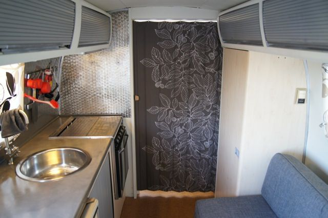 Small Airstream Remodel