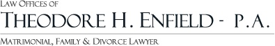 Searching for a good divorce lawyer in Miami! Theodore H. Enfield offers excellent legal advices for all types of family cases. He will lead you through the divorce quagmire and hopefully get you the best possible results.