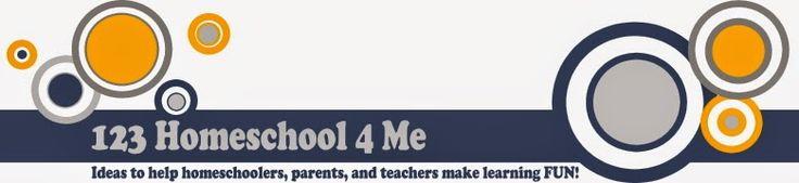 123 Homeschool 4 Me - Great printables and activities.