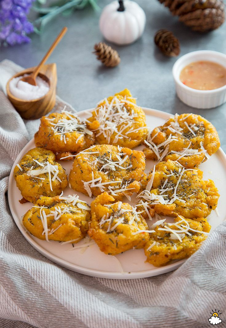 Parmesan Pumpkin Poppers: The Savory Fall Recipe Friends And Family Will Love
