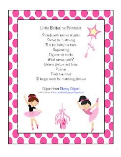 Little Ballerina Girl  $0.99