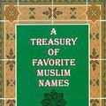 """The 4 Most Recommended Muslim Baby Name Books: """"A Treasury of Favorite Muslim Names,"""" by Ahmed Abdul Hakeem"""