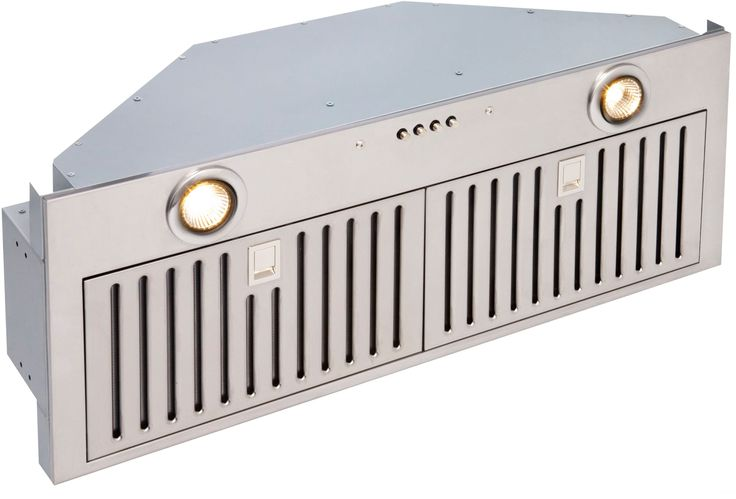 Elica EPR628SS 600cfm (28w x 11d x 11h) $599
