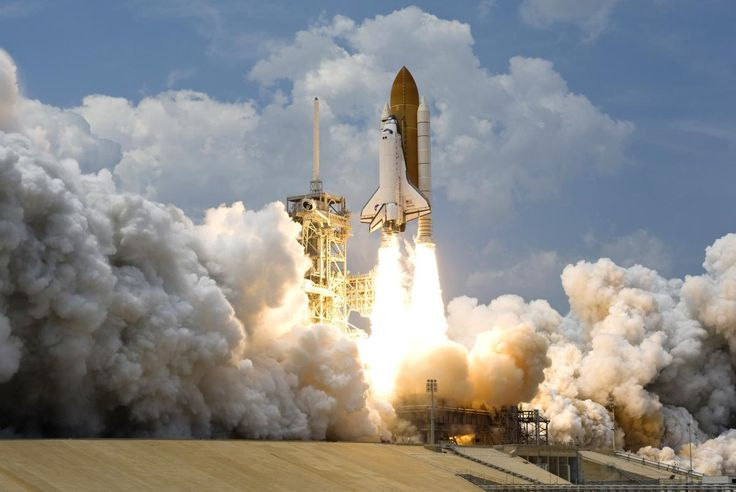 🌈 Space Rocket Launching - new photo at Avopix.com    🆗 https://avopix.com/photo/36514-space-rocket-launching    #rocket #space shuttle #spacecraft #satellite #craft #avopix #free #photos #public #domain