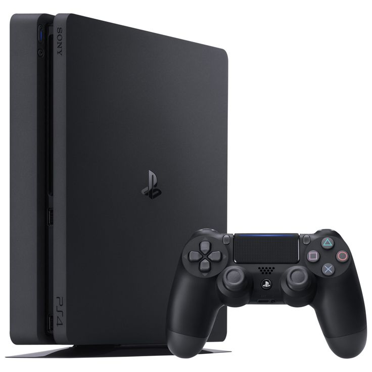 Buy New Sony PlayStation 4 Slim Console, 500GB | John Lewis