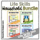 Life Skills Unit BUNDLE {Household Edition}