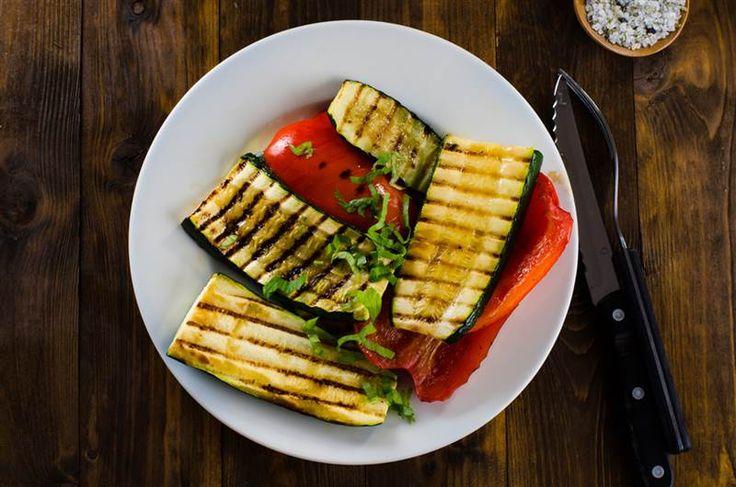 Grilled vegetables Today.com Food