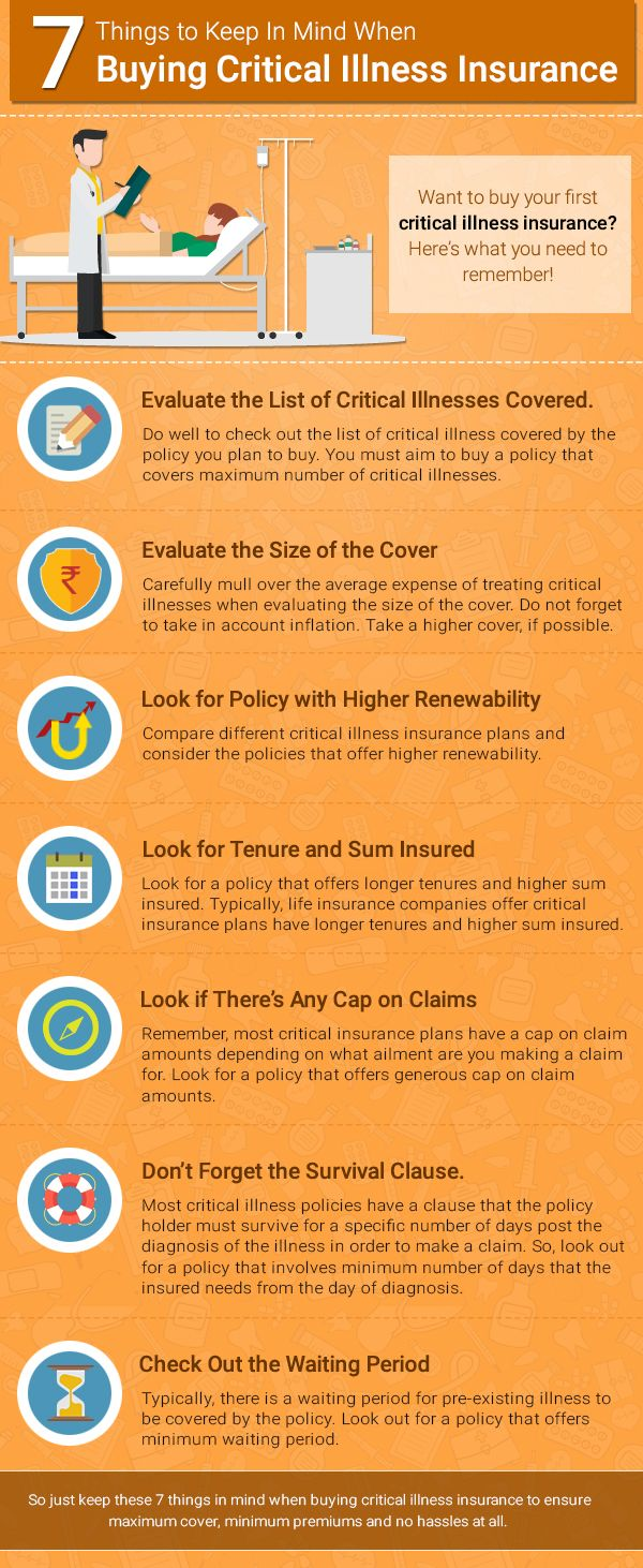 Critical Illness Insurance Policy Cover Critical Illness Insurance Critical Illness Health Insurance Companies