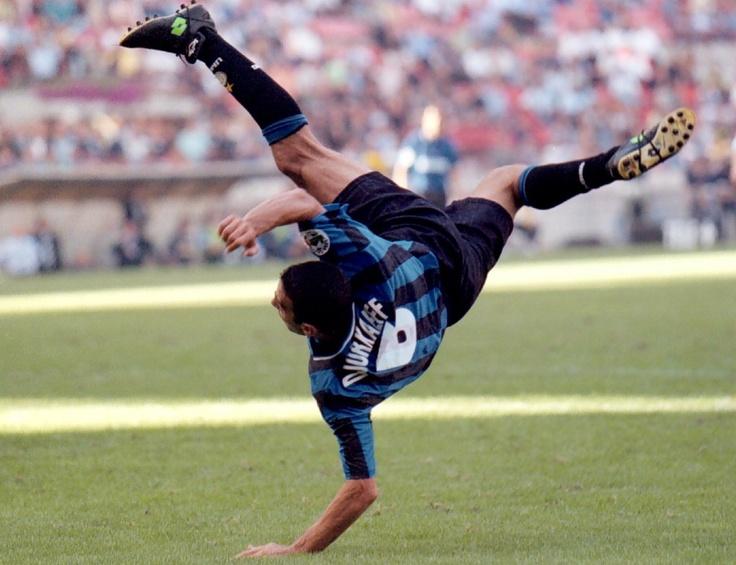 Youri Djorkaeff - 1997 - Inter