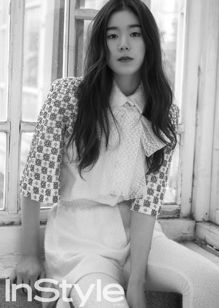Jung Eun Chae - InStyle Magazine January Issue '15
