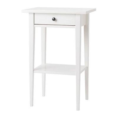*Konsolentisch* Beistelltisch Ikea Ablagetisch Hemnes Kommode Regal Weiss NEU