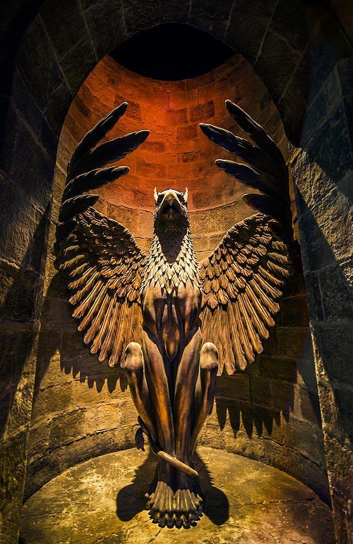 Taken at Harry Potter Studio Tour - Copyright Warner Brothers Studios