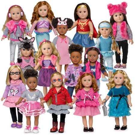 """My Life As 18"""" Doll Clothes"""