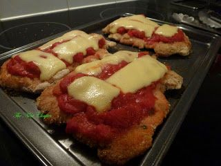 The Next Chapter: Easy Chicken Schnitzel Parmigianas.