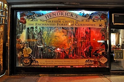 Studio Havens Hendrick's Gin Enchanted Forest