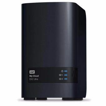 จัดเลย  WD My Cloud EX2 Ultra 0TB  ราคาเพียง  6,570 บาท  เท่านั้น คุณสมบัติ มีดังนี้ Windows 10, Windows 8, or Windows 7 operating system Mac OS X El Capitan, Yosemite, Mavericks, Mountain Lion, orLion operating systems DLNA/UPnP devices for streaming Router with Internet connection