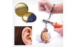 Terapie auriculara - Set Magneti anti-fumat