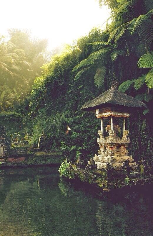 Balinese Temple, Indonesia.