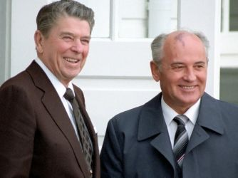 "Perestroika translates into ""restructuring"". Perestroika was one of Gorbechev's main weapons in his arsenal."