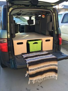 Is That Yup Another Sleeping Platform Honda Element Owners Club Forum Element
