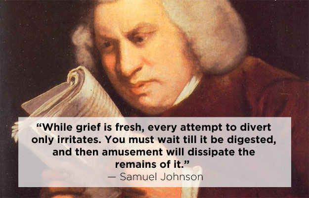 Samuel Johnson | 15 Profound Quotes About Heartbreak From Famous Authors