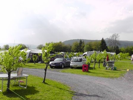 Blossom Touring Caravan Park is a fairly new campsite, set in a south facing pear and plum orchard, located on the outskirts of Abergavenny. A great family holiday for all the family, see more at http://goo.gl/8Jtvjn