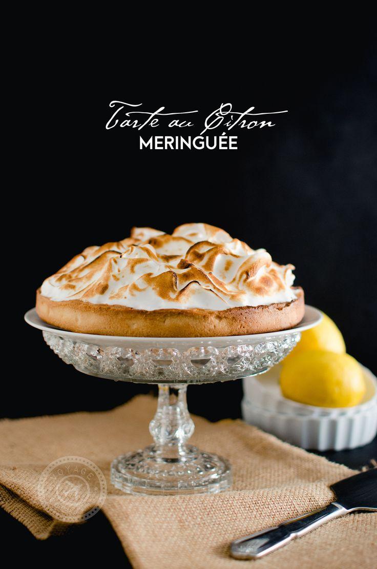 """""""The"""" Tarte au citron meringuée // Lemon Meringue Pie"""