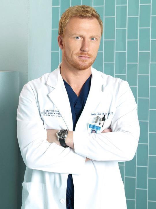 Dr Hunt GreyS Anatomy