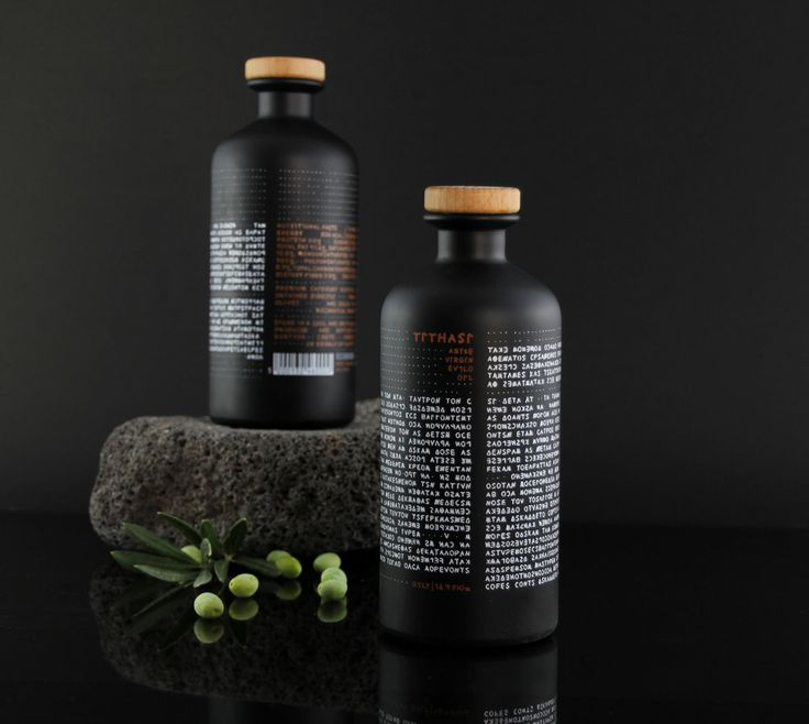 Tithasi Extra Virgin Olive Oil — The Dieline - Branding & Packaging Design