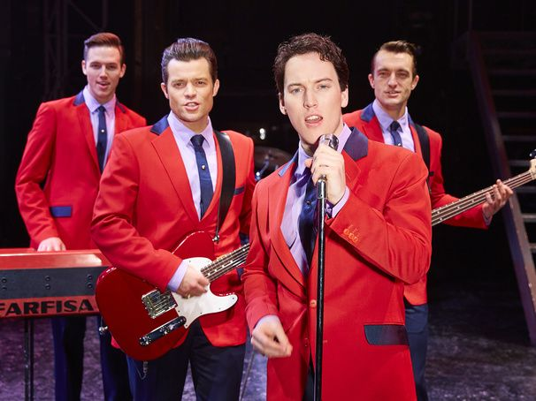 London Jersey Boys Star Matt Corner on His Frankie Valli Transformation & Longing to Visit the Garden State