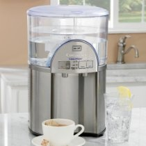 Cuisinart CleanWater 2-Gallon Countertop Filtration System, WCH-1500