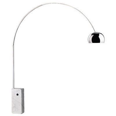 Modern Design: Arco Lamp from Flos