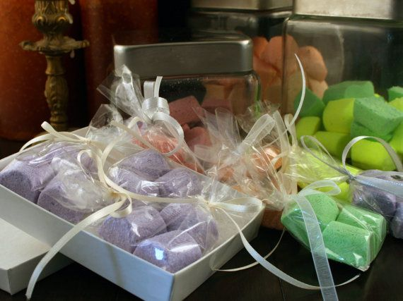 Luxurious Bath Candy Bombs with Essential Oil and Moisturizing