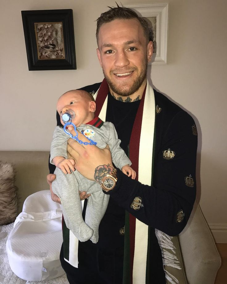 The 25 Best Conor Mcgregor Baby Ideas On Pinterest