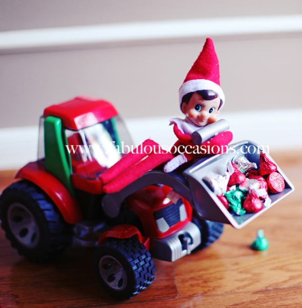 17 best images about elf on a shelf on pinterest air for Elf on the shelf chocolate kiss