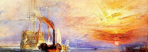 J.M.W. Turner→ships