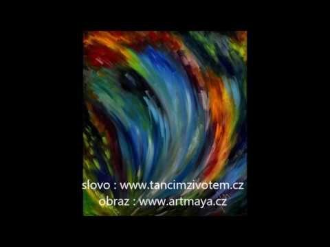 Jak si splnit přání - meditace - tancimzivotem.cz - YouTube