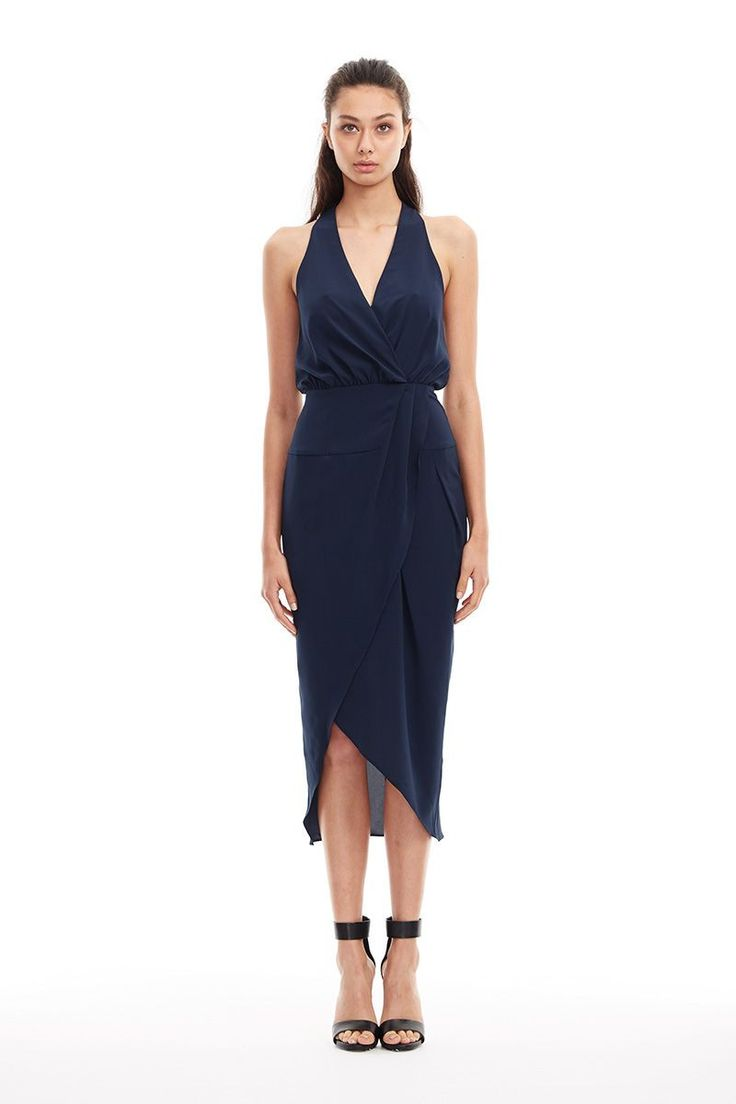 COOPER STREET - Just The Way You Are Midi - Navy